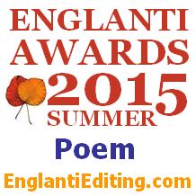 Englanti Editing Award
