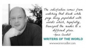 Warren Adler - Writers of the World