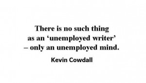 Unemployed Writer